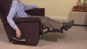 addressing the noise level when retracting the footrest of a la z boy recliner or motion sofa you