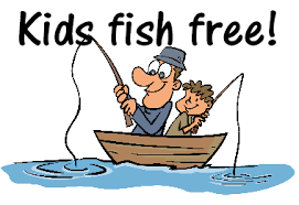 Image result for kids fishing pics