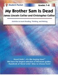 my brother sam is dead essay pictures from my brother sam is dead