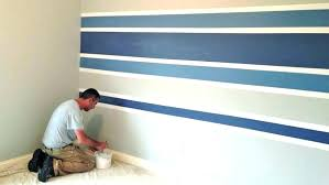 Stripe painted walls Painting Multicolored Striped Painted Wall Striped Bedroom Walls Bedroom Stripe Paint Ideas How To Paint Horizontal Stripes On Revolumbiinfo Striped Painted Wall Monafranceinfo