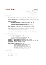 Academic Resume Awesome Academic Resume Examples High School Kenicandlecomfortzone