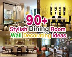 dining room wall decoration ideas