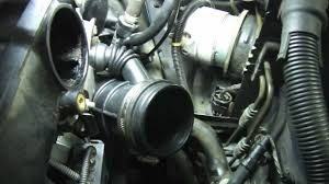 diy how to replace a bmw lower intake boot diy how to replace a bmw lower intake boot