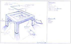 table design sketches. Beautiful Table Coffee Table Design Sketches Rascalartsnyc To P