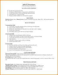 Retail Manager Sample Resume Leadership Skills Examples Bank