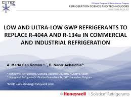 R 448a Pt Chart Honeywell Refrigerant Presentation Refrigeration Science