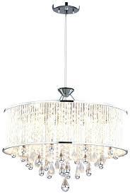 home design remarkable drum shade crystal chandelier of pendant with crystals drum shade crystal chandelier