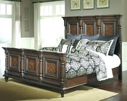 Key Town Bedroom Set Furniture Sleigh Canopy – caciremije.top