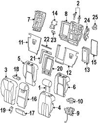 Genuine land rover armrest ran hlj000250lup