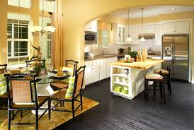 Painted Kitchen Floor Kitchen Beauty Of Dream Painted Ikea Kitchen Cabinets And Floor