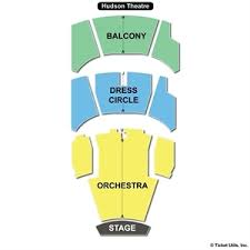 Simplefootage Hudson Theatre Nyc Seating Chart