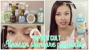 part 1 top 10 best korean cult must have skincare favorites you