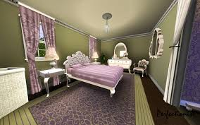 Sims Bedroom Mod The Sims 5 Bedroom Colonial Style House Ts3 Remake