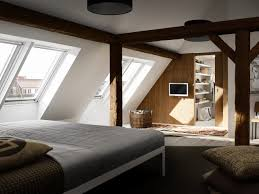 Zimmer Mit Schrägen Gestalten Wohnzimmer Mit Dachschrage Farblich