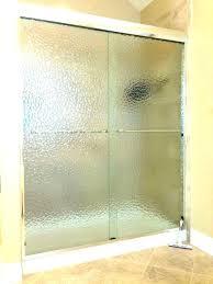 rain glass shower door frosted doors tinted images