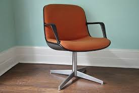 mid century modern office chair. image of mid century modern desk chair without wheels office t