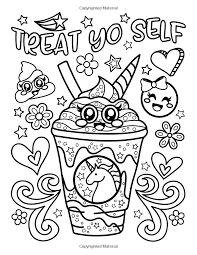 You can use our amazing online tool to color and edit the following free printable emoji coloring pages. Amazon Com Emoji Coloring Book For Girls Of Funny Stuff Inspirational Quotes Super Cute Animals Unicorn Coloring Pages Emoji Coloring Pages Coloring Books