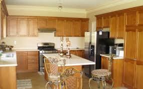 Cherry Wood Black Shaker Door Best Brand Of Paint For Kitchen Cabinets  Backsplash Mirror Tile Composite