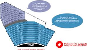 Hollywood Theater Las Vegas Seating Chart Vip In Las Vegas V Theater Box Office
