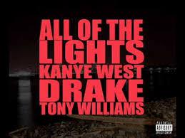 Kanye West All The Lights FULL Instrumental