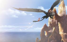 how to train your dragon images hiccup and toothless hd wallpaper and background photos
