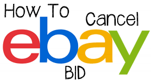 Ebay Tutorial How To Cancel Or Retract A Bid On Ebay Youtube