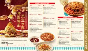 Every year, singapore throws a massive bash to celebrate chinese new year. Chinese New Year Menu Best Chinese New Year 2021 Menu And Dinner Promotions In Singapore Allsgpromo