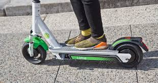 why e scooters are illegal in