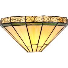 chloe lighting belle style 1 light mission wall sconce 12 wide
