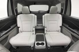 2016 honda pilot captains chairs.  Chairs Joseph Capparella In 2016 Honda Pilot Captains Chairs Automobile Magazine