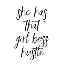 Boss Babe Quotes Interesting Inspirational And Motivational Quotes 48 Quotes For Any GirlBoss
