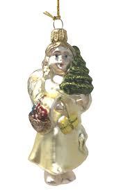 Tollkühn Christbaumschmuck Engel Mit Baum Von