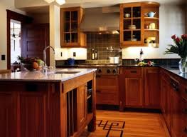 craftsman kitchen lighting. Kitchen Cabinets Mission Style Luxury Craftsman Lighting