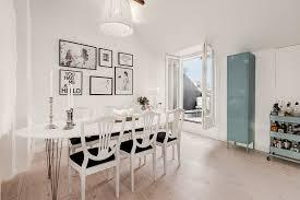 Ikea Dining Room Ideas Classy Квартира 4848 квм Room Dining And Room Interior