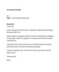 Rejecting A Job Offer After Accepting It Decline Offer After Accepting Letter Job Sample Rejection