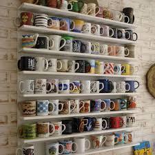 Mug Display Shelves