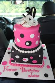 30th Birthday Cake Ideas For A Woman A Birthday Cake