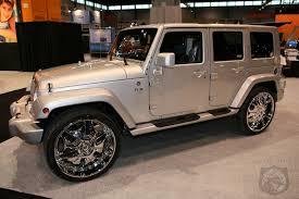 new 4 door jeep wrangler unlimited poor man s g cl
