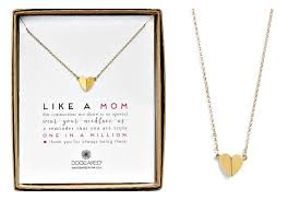 a mother s day necklace for anyone who loves you like a mother