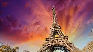 eiffel tower #paris #france #sky ...