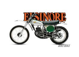 remember the honda elsinore dirt bike magazine