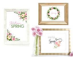 Free Spring Free Spring Printables Highendpennies