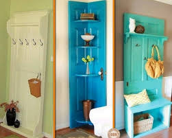 give a life to your old door projects for vine door projects