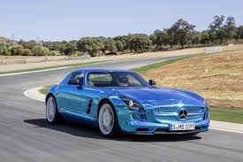 What's undeniable is that this sls is. Mercedes Benz Sls Amg Coupe Electric Drive Electrifying The World S Most Powerful Electric Super Sports Car Daimler Global Media Site