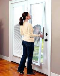 Blinds For Glass Front Doors S Blinds For Glass Entry Doors