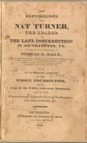 file the confessions of nat turner title page jpg  file the confessions of nat turner title page jpg