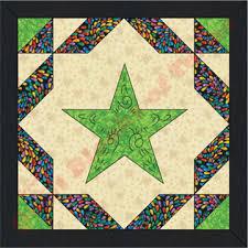 Texas Rangers Quilt Pattern | Quilt Blocks of Texas &  Adamdwight.com