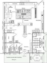 commercial restaurant kitchen design. Chic Small Commercial Kitchen Design Plans: . Restaurant D