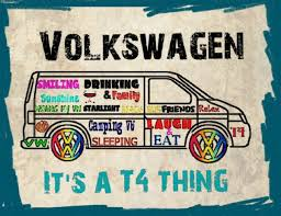Vw Quote T100 Vw Camper Transpoter inspirational quote METAL WALL PLAQUE 6