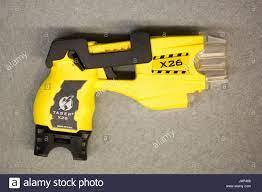Taser X26 Pistole Stockfotografie - Alamy